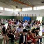Graduación de Segundo de Bachillerato 2020/2021
